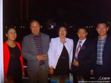 美国华商会胡主席、国家法改委于局长(女)与中国文化传播网研究重庆传统文化产业园立项