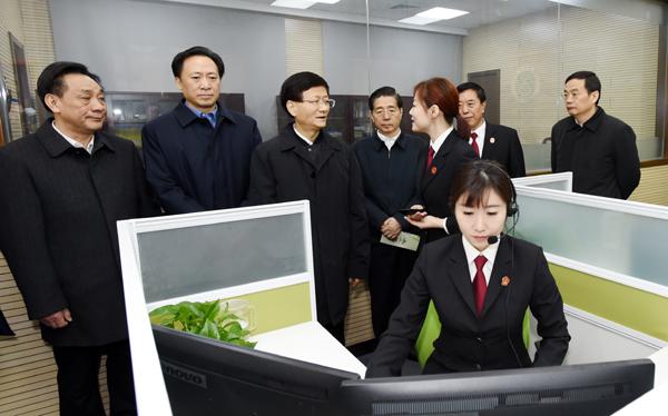 孟建柱:以高度的责任感做好维护首都社会稳定工作
